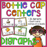 Digraphs Words Bottle Cap Centers