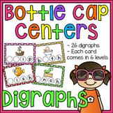 Digraphs Words Bottle Cap Centers