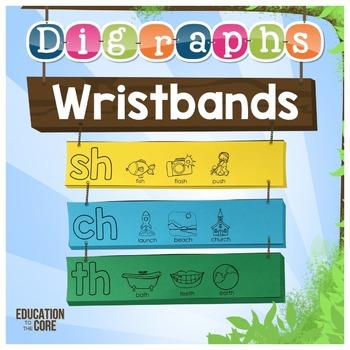Digraphs Wristbands