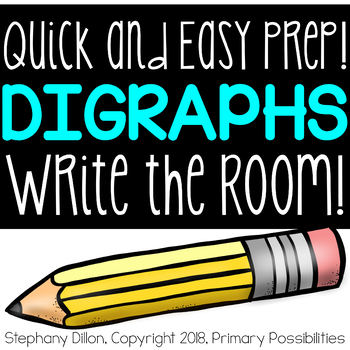 Digraphs Write the Room