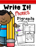 Digraphs Writing Centers