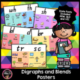 Digraphs and Blends Posters
