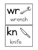 Digraphs and Trigraphs Wall Cards