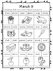 Digraphs (ch, ph, wh) Phonics Worksheets (No Prep)
