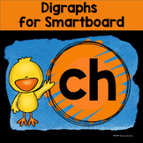 Digraphs for Smartboard: CH