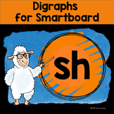 Digraphs for Smartboard: SH