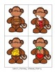 Digraphs (sh, wh, ch, th) Monkey Match Literacy Center/Game