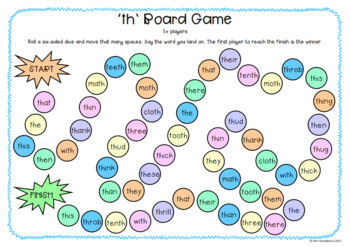 Digraphs: th Board Game