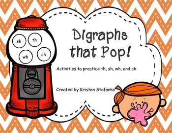 Digraphs the Pop!