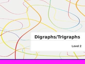 Digraphs/Trigraphs