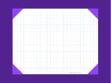 Digtial Gradebook for Goodnotes - Purple