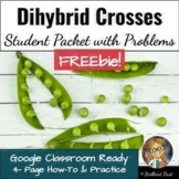 Dihybrid Cross How-To and Practice Problems   Google Slides & Classroom