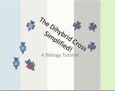 Dihybrid Cross Tutorial - Fun and Interactive Step by Step instruction