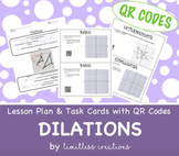 Dilating Figures on the  Coordinate Grid