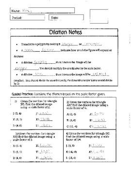 Dilation Bundle