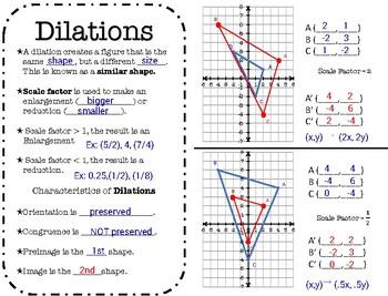 Dilation Foldable