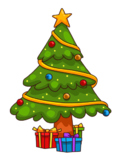Dilation's Practice - Christmas Tree