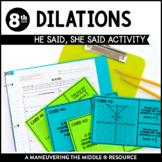 Dilations