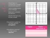 Dilations PowerPoint: Transformations on a Coordinate Plane