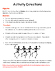 Dilations puzzle - Halloween Transformation Art activity - CCSS 8.G.A.3, 8.G.A.4