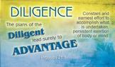 Encouragement Cards - Diligence