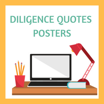 Diligence Posters (8.5 x 11)