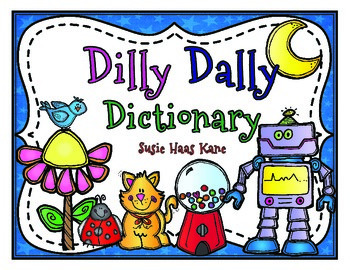 Kindergarten Dilly Dally Dictionary