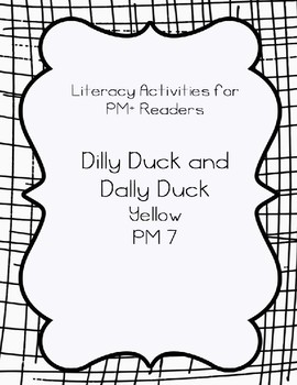 Dilly Duck and Dally Duck Activities