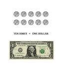 Dime Money Chart
