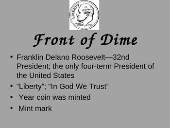 Dime Money Powerpoint