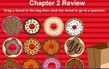 Dimension Math Chapter 2 Review Donuts Addition and Subtraction