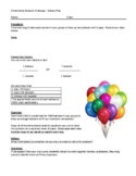 Dimensional Analysis Challenge - Balloon Pop! (Fermi Problem)