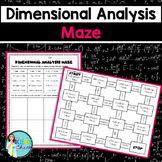 Dimensional Analysis Maze