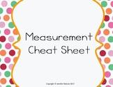 Dimensional Measurement