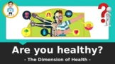 Dimensions of Health PowerPoint