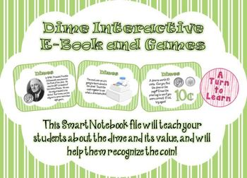 Dimes Interactive E-Book and Games for Smartboard
