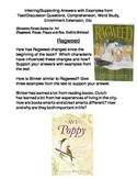 Dimwood Forest Series by Avi (Ragweed, Poppy, Poppy & Rye, Ereth's Birthday)