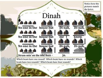 Dinah/Pick a Bale of Cotton