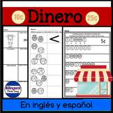 Dinero en ingles y espanol