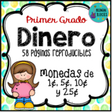 Dinero (Money Worksheets in Spanish)