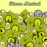 Dinero Musical - Music Money Spanish