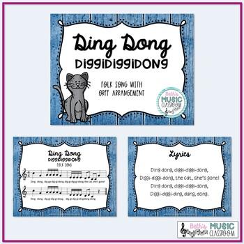 Ding Dong Diggidiggidong - Folk Song with Orff Arrangement
