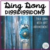 Ding Dong Song - Ding Dong Diggidiggidong - Folk Song with