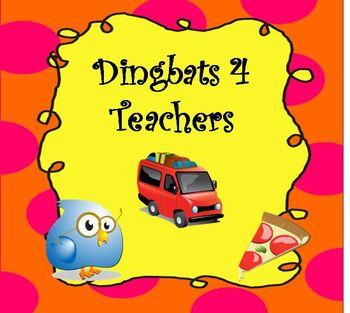 Dingbats 4 Teachers