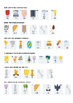 Dingbats (50 pages) of keywords & definitions for Physical Education & Sport