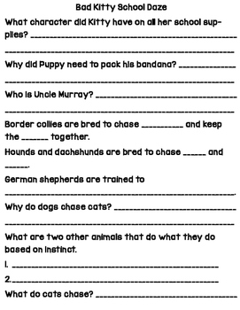 Dingoes at Dinner TIme (Magic Tree House) Literature Unit