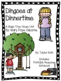Dingoes at Dinnertime: A Magic Tree House Unit (26 Pages)