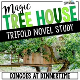 Dingoes at Dinnertime Novel Study Unit - Magic Tree House #20