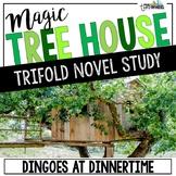 Dingoes at Dinnertime Novel Study Unit - Magic Tree House #20