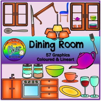 Dining Room Clipart